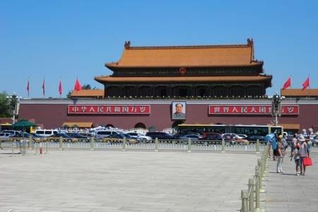 济南到北京旅游【纯玩团 0自费 2天自由活动】高铁5日 漫品