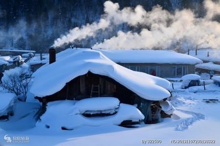 亚布力到雪乡自由行小包团一日游��亚布力起止雪乡冰雪画廊一日游