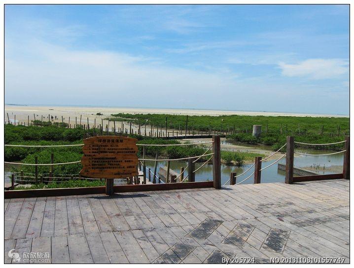 北海银滩,大江埠,红树林,涠洲岛休闲4日游 赠送沙画