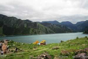 新疆旅游推荐-天山天池+吐鲁番+喀纳斯纯玩六日游零购物零自费