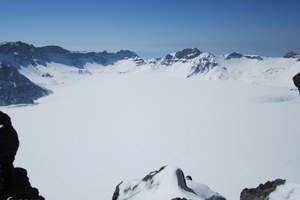 五一去长白山 长春到长白山的旅游 神山圣水长白山西坡二日游