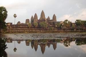 柬埔寨吴哥、西港、金边六天全景之旅