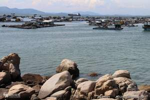 江门圭峰山、梅家大院、阳江海陵岛、十里银滩、住碧桂园3天