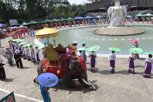 缅甸传奇  昆明、西双版纳、第四特区出境双飞6日游