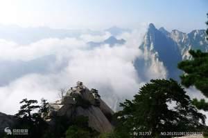西安兵马俑、华清池、西岳华山、城墙三晚四天纯玩品质游