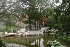 连云港散客旅游 到泰州溱潼古镇、溱湖湿地一日游