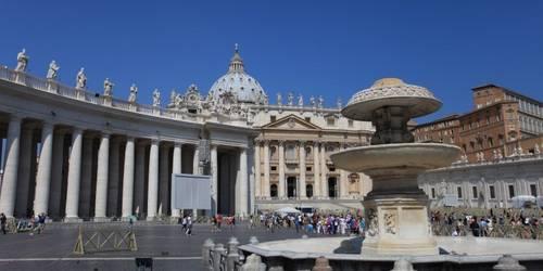 梵蒂冈绘画馆