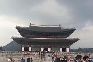 香港到韩国首尔济州五日团【韩国游无购物、无自费、含小费】