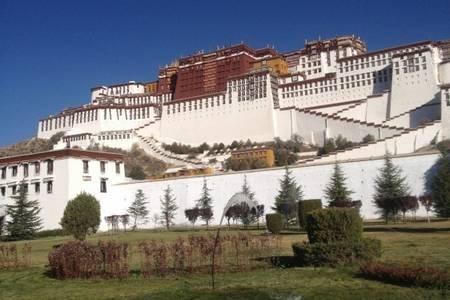 新疆出發到西藏拉薩、林芝、羊八井、納木錯四臥品質十一日游