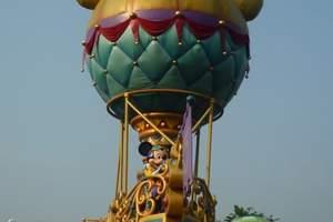 长春到【上海迪士尼】长春去迪士尼、苏州、杭州双飞6日天空之城
