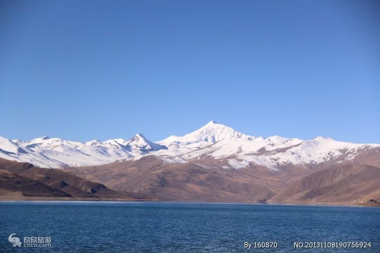 羊卓雍湖图片