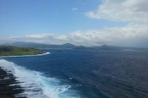 海南海口直飞往返六日魅力蜈支洲岛|新疆到海南岛纯玩游