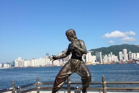 济南到香港旅游【香港半自由5日游】高尔夫体验,夜游维多利亚湾
