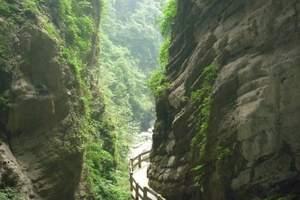 重庆周边游 天生三硚 龙水峡地缝  芙蓉洞 二日