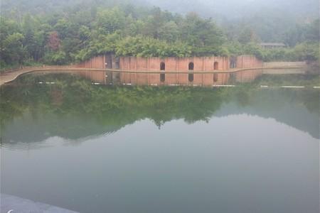 [安吉二日]<藏龙百瀑-天下银坑-大竹海-黄浦江漂流