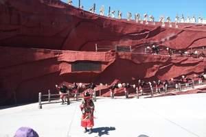 昆明石林、九乡、梅里雪山、松赞林寺、明永冰川7天纯玩摄影游