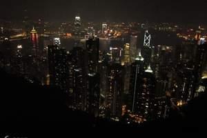 烟台去香港旅游景点推荐 烟台到港澳双飞五日游 香港有纯玩团吗