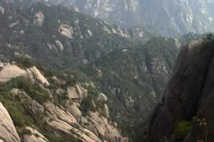 登山线路 天桥沟一日游