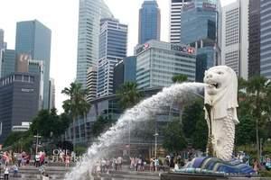 青岛出发新加坡植物园+胡姬花园、环球影城、2天自由行休闲6日