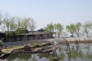 上海到苏州无锡旅游 苏州 盘门 无锡三国影视城二日游W20
