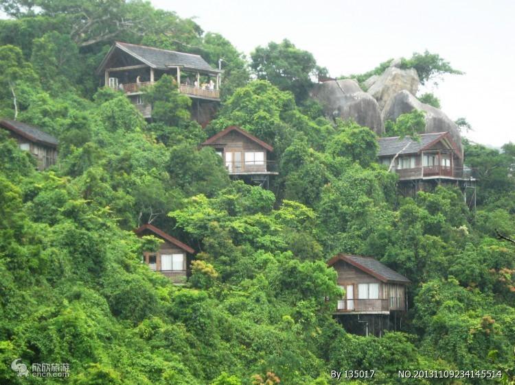 三亚亚龙湾热带天堂森林公园一日游