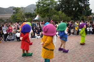 国旅热卖:香港两天游(海洋公园+迪士尼)