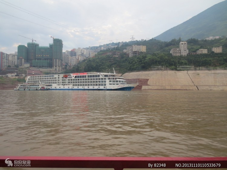 宜昌 三峡 重庆超豪华游轮总统6号/7号/8号上水双动六日游