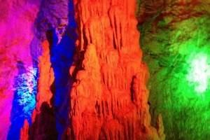 蓟州溶洞、高山滑水、彩虹谷二日游