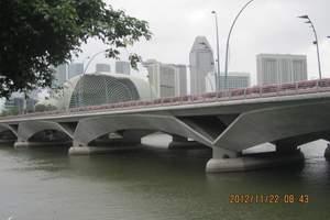 纯玩南京到新加坡5晚6日亲子游游1天自由活动伊丽莎白酒店
