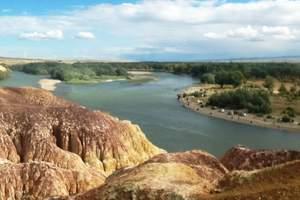 喀纳斯、魔鬼城、赛里木湖、那拉提、巴音布鲁克环线纯玩7日游