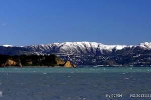 新西兰旅游、报团去新西兰南北岛(惠灵顿)10天魔戒之旅