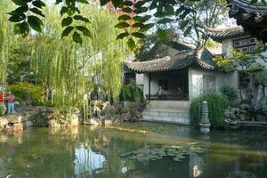 上海到苏州一日游 上海出发苏州一日游苏州旅游攻略