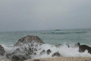西安到海南分界洲岛旅游线路介绍 海南分界洲岛双飞6日游团报价