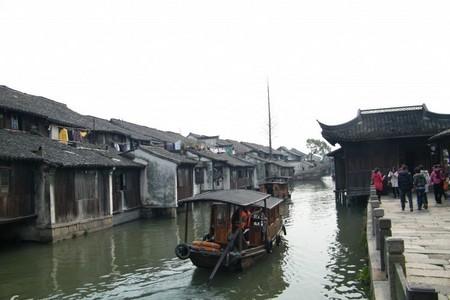 乐享之旅:华东五市+二大园林+三大水乡双卧8日纯玩游