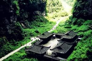 重庆出发_武隆仙女山、天坑三桥、龙水峡地缝二日游