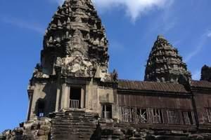 南宁到柬埔寨金边的旅游线路|柬埔寨双飞8日游B线