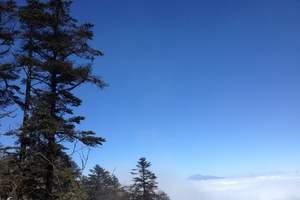 川西哪里好玩-西岭雪山、安仁古镇二日游(每周六)