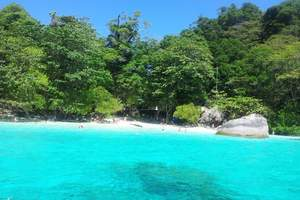 厦门到斯米兰群岛度假旅游|普吉岛斯米兰群岛休闲度假六日游