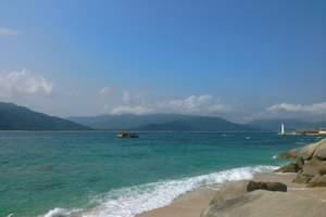 海南好时光-海口往返双飞6日,乌鲁木齐出发,含分界洲岛