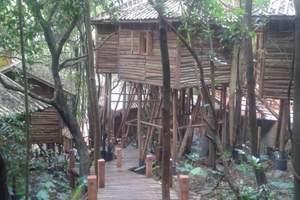 英德树上温泉2日游跟团|九州驿站天门沟两天游