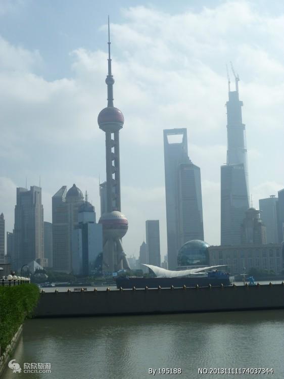 上海都市观光一日游东方明珠+城隍庙+外滩全程无自理