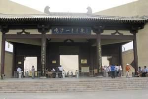 新疆天池吐鲁番莫高窟月牙泉城楼丝绸之路双飞六日旅游线路纯玩