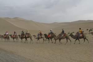 新疆吐鲁番库木塔格沙漠深度一日游