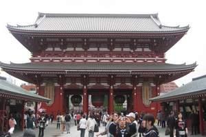 西安到日本本州旅游团咨询 日本本州双飞六天旅游在线咨询
