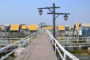 预定月坨岛水上小木屋/月坨岛住宿多少钱/月坨岛船票