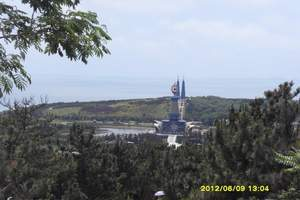 潍坊出发到威海大乳山、神雕山野生动物园、外贸城纯玩二日游