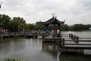 乌鲁木齐出发到华东五市、黄山、千岛湖、乌镇木渎单飞单卧十二日