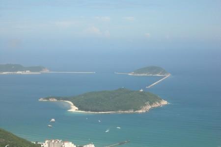 【海口、三亚分界洲岛、呀诺达雨林5日游】爆款产品,一价全含