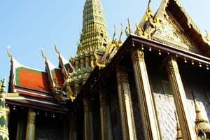 泰国曼谷芭堤雅六日 哈尔滨出发五星酒店无低消强迫购物全程领队