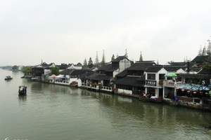 3月特惠:上海朱家角泰晤士小镇一日游